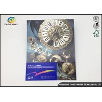 Quality Recyclable Handwork Festival Paper Greeting Cards with Colorful Printing for sale