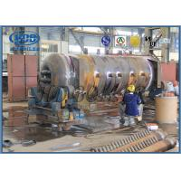 Quality Coal Fired Power Plant Power Boiler Header Manifolds ASME Standard Carbon Steel for sale
