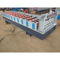 Quality Color Steel Construction IBR Galvanized Steel Roofing Sheets Roll Forming Machinery for sale