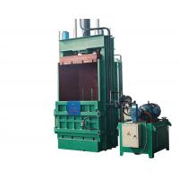 Quality Complete specification Hydraulic Vertical Balers With Top Mounted Cylinder for sale