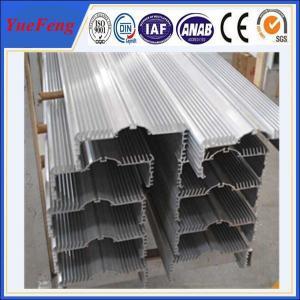 Quality aluminium profile mill finish aluminium profile, aluminum mtb frame Industrial Application for sale