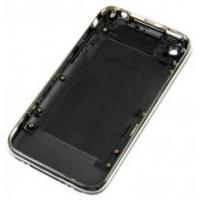 Quality Black IPhone 3GS Replacement Housing Rear Panel Back Cover with Chrome  for sale