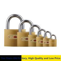 Quality Imitation Copper High Security Padlock IP65 Grade For Household Meter Box for sale