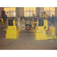 Quality Automatic Pipe Welding Rotator Heavy Duty 80 Ton Rotary Capacity for sale