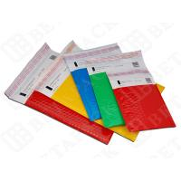Quality BOPP / PE Film Custom Printed Poly Mailers Bubble Wrap Mailing Envelopes for sale