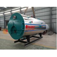 Quality Commercial Oil Fired Boilers Fire Tube Oil Hot Water Boiler Heating System for sale