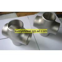 Quality ASTM B-366 ASME SB-366 ALLOY 6XN pipe fittings for sale