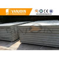 China Environmental Composite Panel Board / Lightweight Sandwich Soundproof Wall Panels on sale