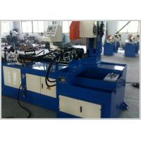 Quality Stainless Steel Pipe Cutting Machine , Manual / Pneumatic Tube Cutting Equipment for sale