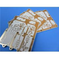 Quality Hybrid PCB Mixed Material PCB Built on 20 Mil RO4350b Plus Fr-4 with Blind Via High frequency printed circuited board for sale