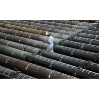 Quality Cr - Mo alloy steel pipes ASTM A691 1Cr 3Cr 5Cr 9Cr Electric Fusion Weldding pipe for sale
