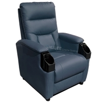 Buy cheap Contemporary Home Theater Sofa Single Or Couple Seats Set At Home Or In The from wholesalers