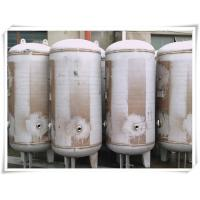 Quality Customized Stainless Steel Extra Replacement Tank For Air Compressor System for sale