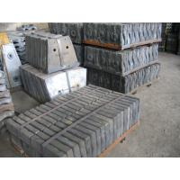 Buy SiO2 Mill Output Increased Packed BTMCr26 Liner Castings Hardness More Than HRC56 at wholesale prices