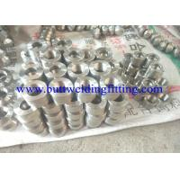 Quality Stainlesss Steel Forged Steel Fittings ,Flangeolet , Weldolet , Reduce Tee , A182 F52 / F53 / F55 ASME B16.11 for sale