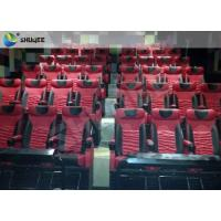 Quality Cinema System 4D Movie Theater Environment Effect With Chair Effect Water / Air Spray for sale