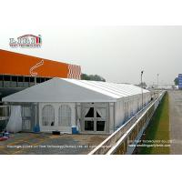 Buy cheap Luxury Aluminum White Outdoor Tents For Events / Wedding / Party 500 Seater from wholesalers