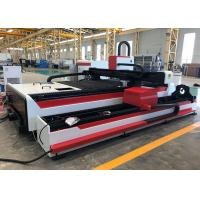 Quality 500W IPG Fiber Laser Cutting Machine For Metal Sheet for sale