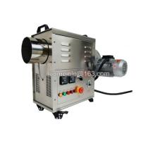 Quality temperature adjustable airflow control hot air blower with electric heater for sale