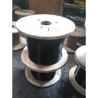 Quality Sell coated wire rope 7x19/6x19+IWS for sale