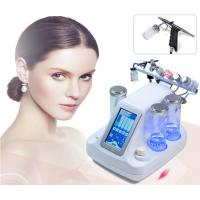 Buy cheap Inventions 5 in 1 / 6 in 1 / 7 in 1 Skin Care Peeling Hydro Dermabrasion Facial Machine from wholesalers