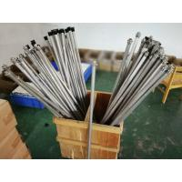 Quality Magnesium / Zinc  / Aluminum hot water heater anode rod with welding plug for sale