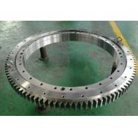Quality China slewing bearing manufacturer supplier wind turbine power slewing ring for sale