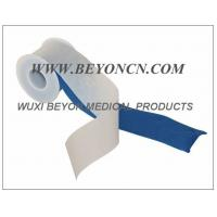 Quality Foam Bandage Plastic Tin Pack, Foam Wrap Cohesive Elastic Endures Water For Wound Care for sale