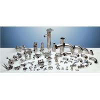Quality Mirror polished sanitary stainless steel pipe fitting Material SS304,SS316-Accesorios sanitarios for sale
