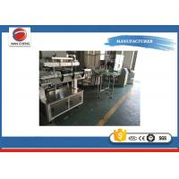 Quality Automatic Wine Bottle Filling Machine 6000bph 4.2KW , Beverage Rotary Liquid Filling Machine for sale