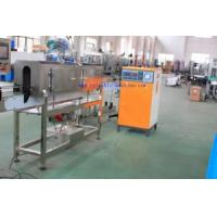 Buy Semi-Automatic Sleeve Labeling Machine with Steam Generator at wholesale prices