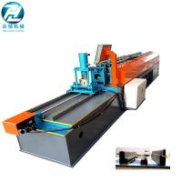 Quality Drywall Light Steel Stud And Track Cold Roll Forming Machine with non stop cutting for sale