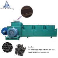 Buy KHL-500 Chicken manure/cow dung compost organic fertilizer granule making machine at wholesale prices