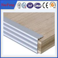 Quality Miter Slot anodized aluminium profiles and T-Slot Table aluminum Accessories for sale