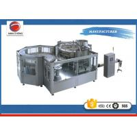 Buy Carbonated Drink Water Bottling Equipment 15000BPH , Automatic Bottling Machine 9.5KW at wholesale prices