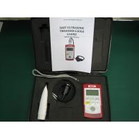 Quality Dual Probe Ultrasonic Thickness Gauge SA40EZ Portable , 0.8mm - 225mm Pulse Echo for sale
