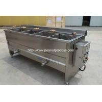China Manual Type Peanut Frying Machine for Sale on sale