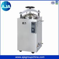 Buy cheap Hot Selling Hand Wheel Type Digital Display Autoclave Vertical from wholesalers