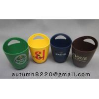 Buy fashion colorful plastic ice bucket at wholesale prices