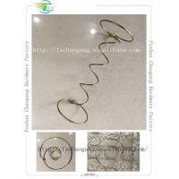 Quality Single Queen Twin King Size Gold Plated Springs , Mattress Bonnell Spring System for sale
