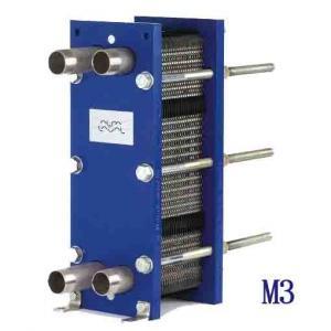 Quality Hot water heat exchanger,steam heat exchanger,Frame and plate M3 Plate Heat Exchanger,Gaskets plate heat exchanger for sale