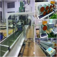 Quality 9 - 25mm Width PP / PET Strapping Band Production Line Compact Structure for sale