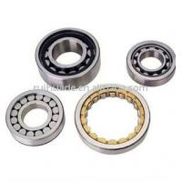 China Single Row P5 P4 Brass Steel NylonCylindrical roller bearing for textile machinery on sale