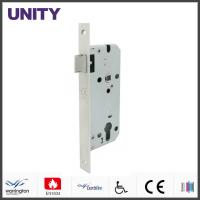 Quality Certifire Mortice Door Lock Fire Test Latch Passage EN1634 EN12209 Stainless Steel for sale