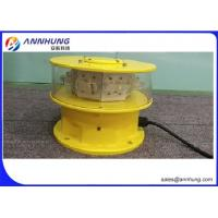 Quality Steady Burning LED Aviation Obstruction Light Waterproof With FAA / ICAO Standard for sale