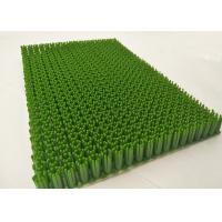 Quality Self Lubricated Dry Eco Friendly Artificial Grass For Outdoor Skiing SGS Approved for sale