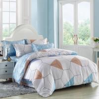 Quality Cuztomized Color Silk Luxury Home Bedding Sets , Queen Size / Full Size Bed Sets for sale