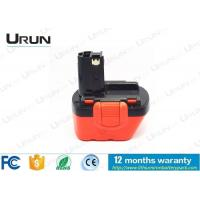 Quality High Capacity 3.0Ah 12v Nimh Rechargeable Battery Pack For Bosch Drill for sale