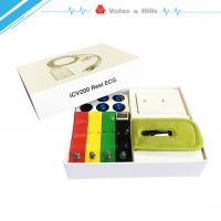 China Build-In Defibrillation Protect 12 Lead Portable ECG Machine Based On IOS System on sale