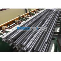 DN6 / 8 / 10 S31803 / S32750 Duplex Steel Tube Cold Rolled Tube For Chemical Industry
